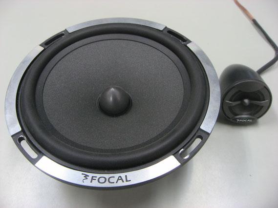フォーカル PS165V
