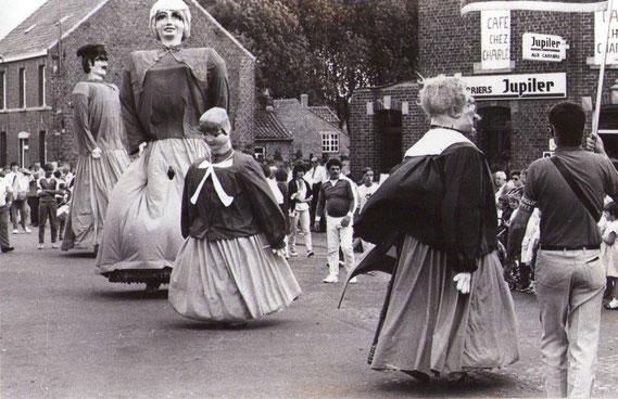 Ducasse du Grand K'min 1985