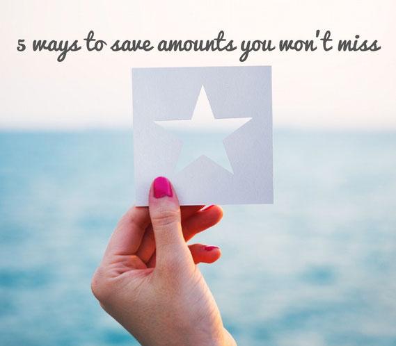 5 ways to save money, save money, tricks to save, budget tricks