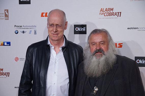 Anlässlich zur 300. Folge waren Vollmer & Huhn auch eingeladen worden (Aufnahme vom April 2016)