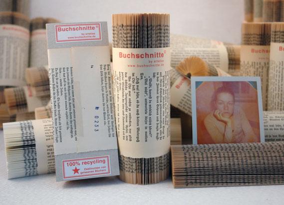 Buchschnitte & Polaroid