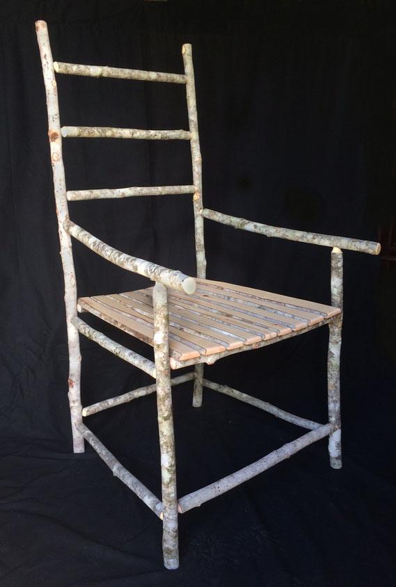 Soap tree chair, soap tree slat seat, $700