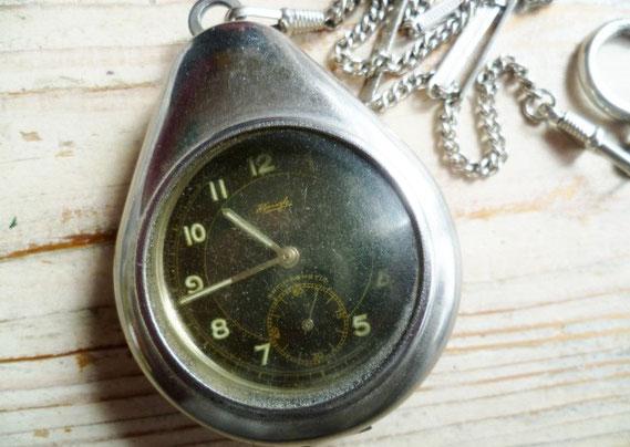 Die Taschenuhr meines Urur-Opas Michael aus der Slowakei...