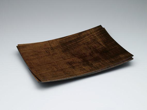 献保梨 ケンポナシ 漆 盛器 皿 器 木工 家具 京都 古谷禎朗