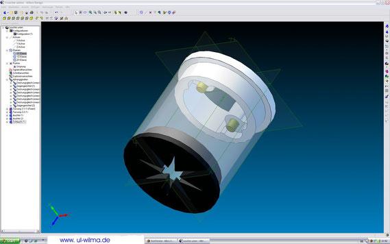 CAD Baugruppe