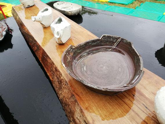 陶芸家のブログ 陶芸家 陶芸 笠間焼き 火まつり 陶炎祭