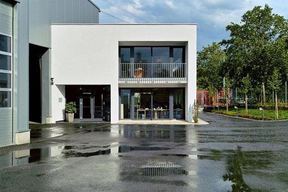 Fotos: Studio Krauss (10), Berzl / Wolf (2), Zeichnungen © topsieben Architekten