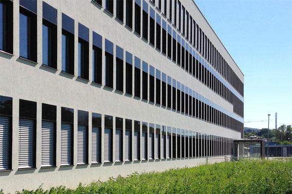Neubau Büro- und Laborgebäude LVA Klosterneuburg 2012