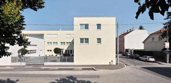Fotos: Studio Krauss, Zeichnungen © topsieben Architekten