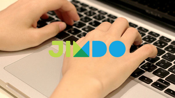 Jimdoホームページ制作