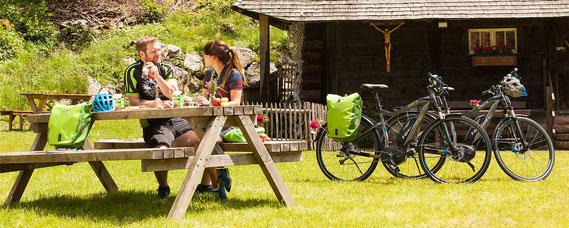Radfahren im Zastlertal, Copyright / Bildquelle Tourismus Dreisamtal