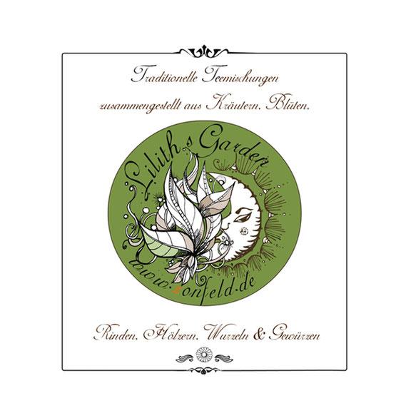 Logo Liliths Garden