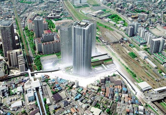 日本初、マンション全住戸設置の蓄電池・HEMS 連携システムを開発 「パークタワー新川崎 (総戸数670 戸)」にて採用決定