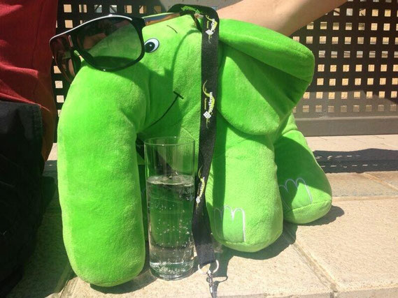 The ElePHPant enjoyed the sun on the island of Majorca!