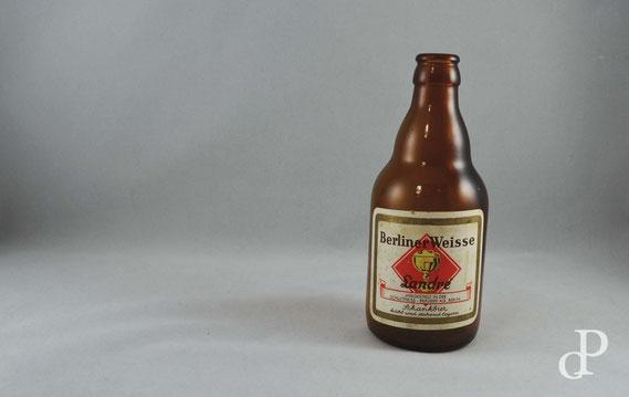 Bierflasche von Landré, 2. Hälfte 20. Jahrhundert / © Sammlung PRISARD