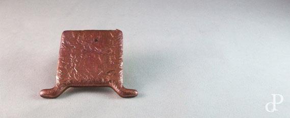 Kupferanode von Aurubis, 2012 / © Sammlung PRISARD
