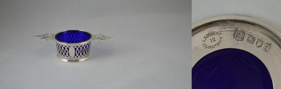 RES.20.071 Zuckerschale von Charles Herbert Lambert (London, 1904) / © Sammlung PRISARD