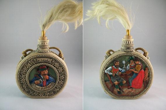 """Schnupftabakflasche (""""Schmalzler"""") von Bernard, 20. Jahrhundert / © Sammlung PRISARD"""