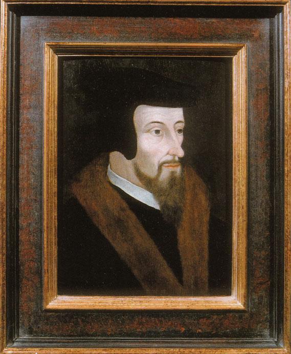 © Jean Calvin  (1509-1564) / Privatsammlung