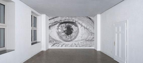 -zoom+ Künstlerhaus Dortmund Wandmalerei