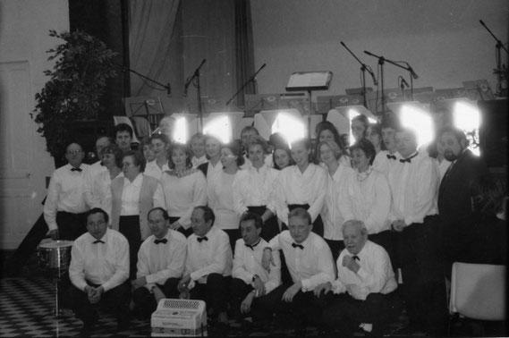 concert de Houplin Ancoine 1995