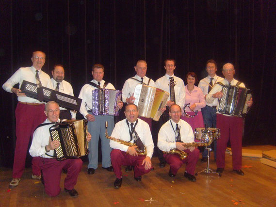 l'ensemble musette au 9 novembre 2008