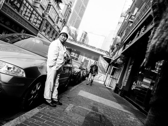 Bild: Shanghai, 2012, Marc Junghans  Photography