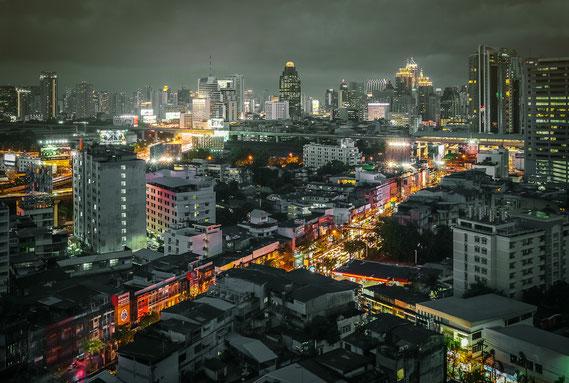 Bild: bangkok city, Bangkok, 2013, Ultrachrome K3 Pigmentdruck, Auflage 20 - 33 x 43 cm, 5 + 2 E.A. 70 x 100 cm, Marc Junghans Fotografie