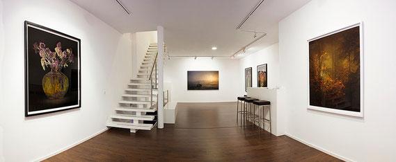 """Vernissage """"das dubitative Bild"""" Galerie Supper"""
