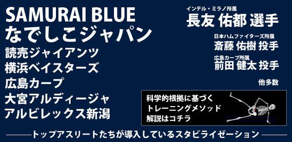 名古屋 体幹トレーニング スタビライゼーション 認定トレーナー