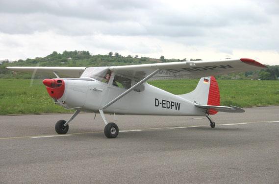 Cessna C170B - D-EDPW