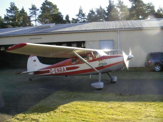 Cessna C170B - D-ENRA
