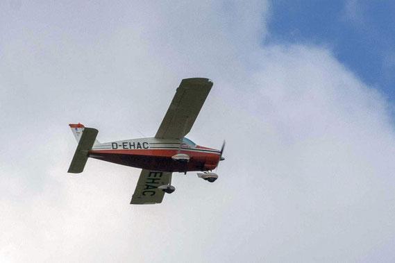 Bölkow Bo-208C Junior - D-EHAC