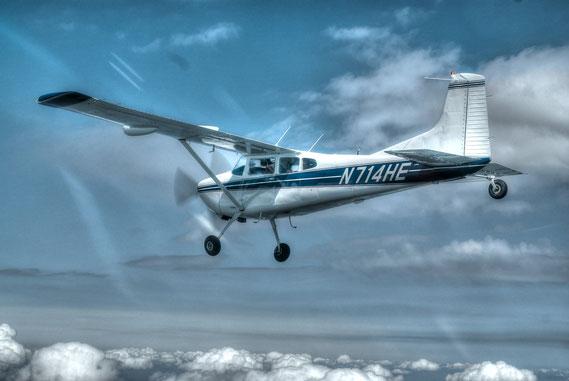 Cessna 185F - N714HE