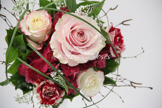 Roses et Hortensias: CHF 45.00
