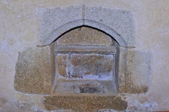 Piscine du XVème siècle