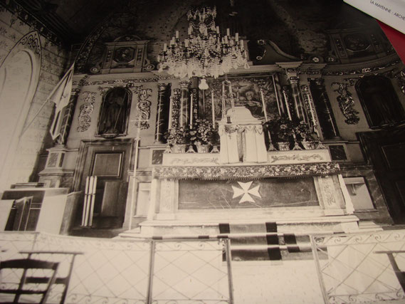 Maitre hôtel (photo prise en 1950)