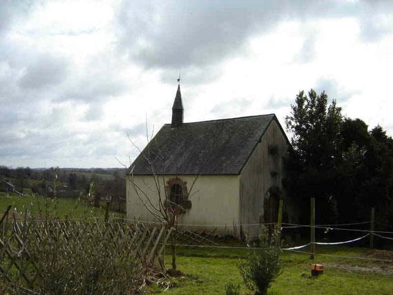 Chapelle funéraire Jacques Hamard