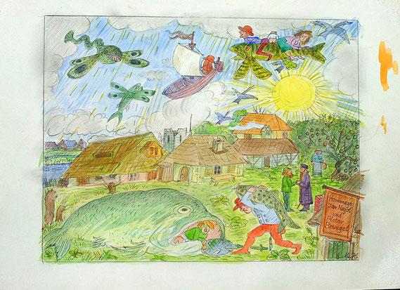 Hommage an Pieter Breughel