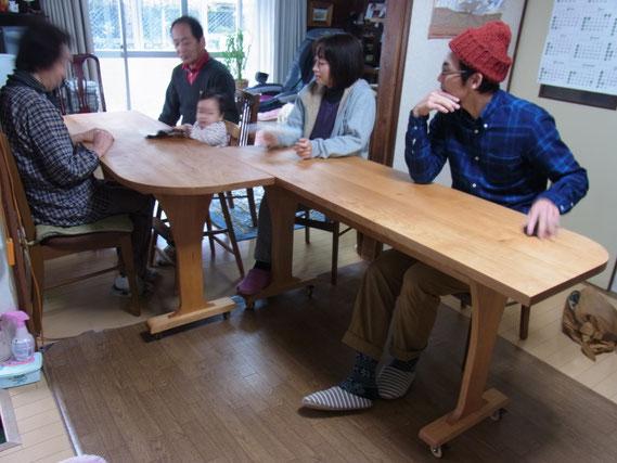 ダイニングテーブル 002