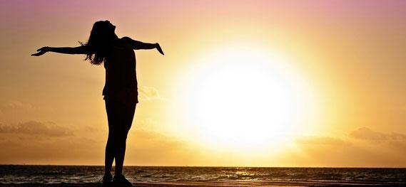 Être soi,  être libre intérieurement et pouvoir s'engager sereinement dans une relation à l'autre, telle est la visée de la psychothérapie analytique.