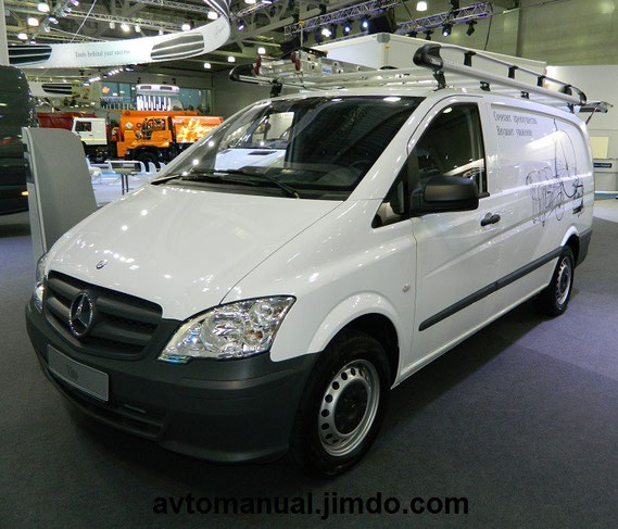 Mercedes Benz Vito New