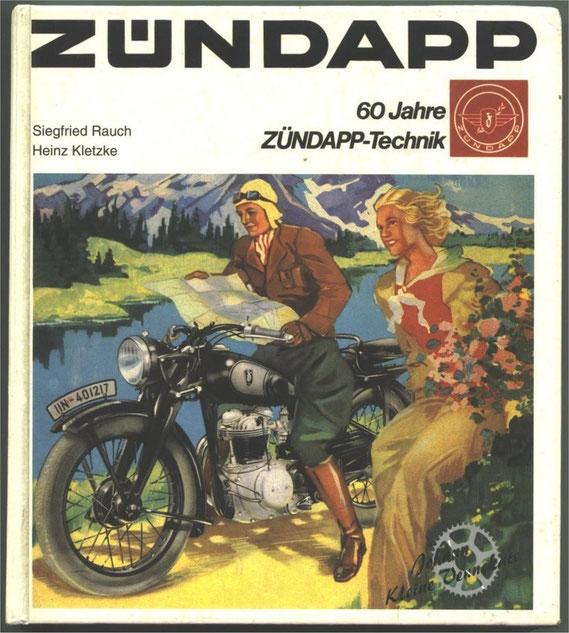 60 ans de technique Zündapp. ISBN 3-9804987-1-9. Livre en Allemand.