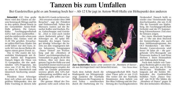 18.01.2017 Geisenfelder Zeitung, Patrick Emert