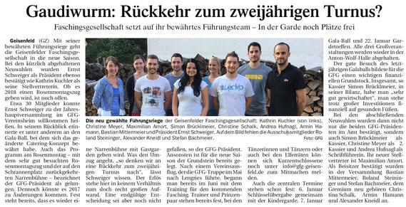 12.08.2016 Geisenfelder Zeitung