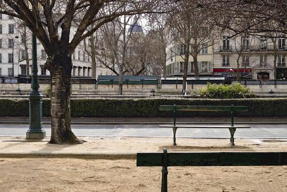 Square de l'Archevêché, Paris