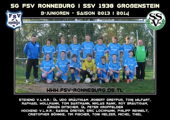 Team 2013/2014