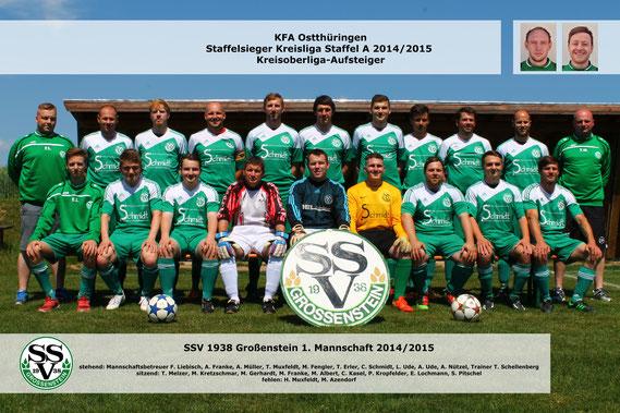 Unsere SSV-Erste verabschiedet sich mit einem 11:0-Heimsieg gegen den SV Einheit Altenburg aus der Kreisliga in Richtung Kreisoberliga und bedankt sich für die überragende Unterstützung in dieser sensationellen Saison!!!