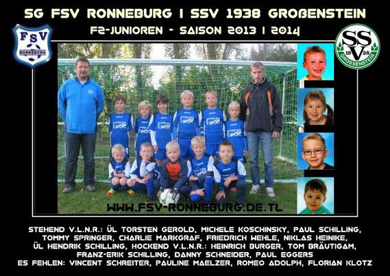 Team 2013 / 2014 F-II