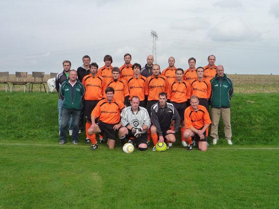 1. Mannschaft 2010/2011